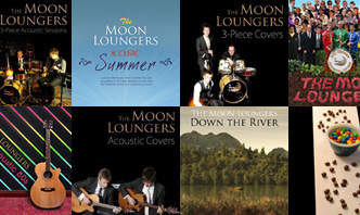moono loungers covers band albums