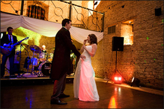 bristol wedding first dance tetbury